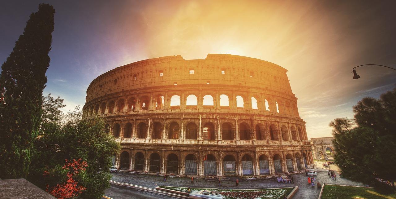 Trastevere, macciato & Colosseo … Rome | ITALIE